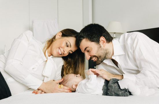 Fotografia de família no Porto